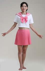 キャンディ(正面)ピンク