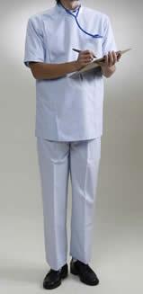 ドクター白衣レンタル(聴診器付)