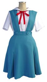アニメコスチュームレンタル 新世紀エヴァンゲリオン制服風