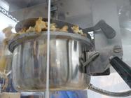キャラメルポップコーン機レンタル(行程③)