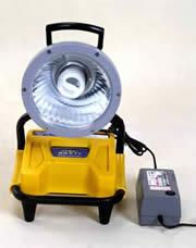 蛍光ライトレンタル(充電器付)