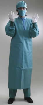 手術着レンタル(聴診器付)