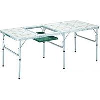 ラック付大型テーブル