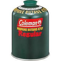 コールマン 純正LPガス燃料470G