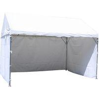 集会テント用三方幕