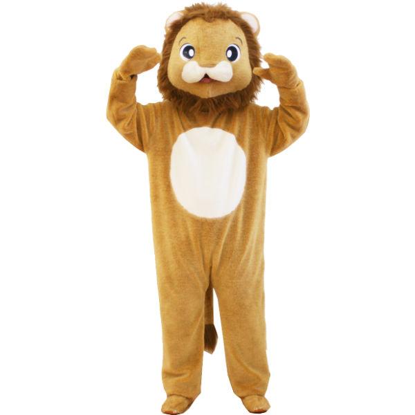ライオン着ぐるみ