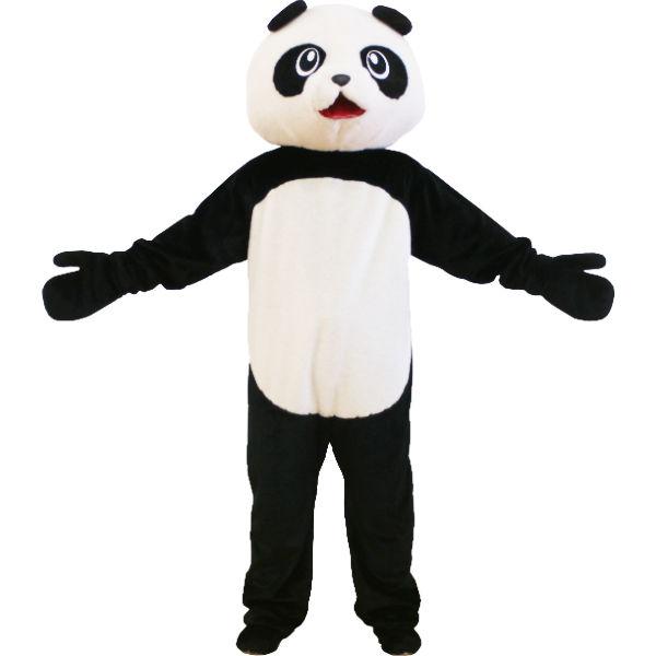 パンダ着ぐるみ