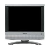 13型液晶テレビ