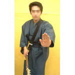 ギター侍 コスプレ衣装