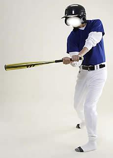 野球ユニフォーム(青)