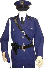 警察官制服