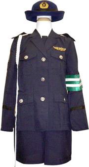 婦人警官制服