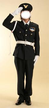 警備員制服 ジャケット型