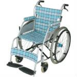 車椅子 自走式 サイズ中(軽量タイプ)