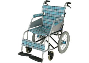 車椅子 介助式 サイズ中(軽量タイプ)