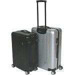 リモワスーツケース ブラック・シルバー