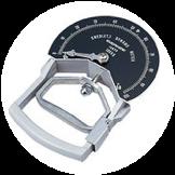 体力測定器・握力計・肺活量計