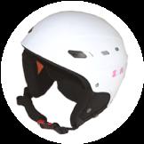 ウインターヘルメット