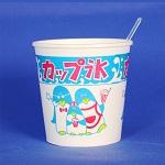 かき氷用スプーン・カップ