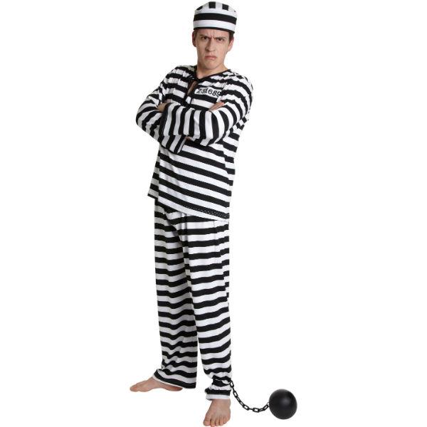 フォンデットスーツ(囚人服)のレ...