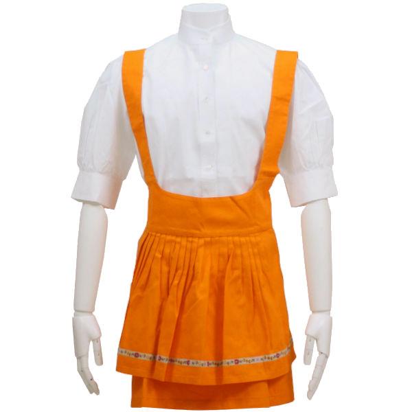 アンナミラーズ ウェイトレス制服 オレンジ