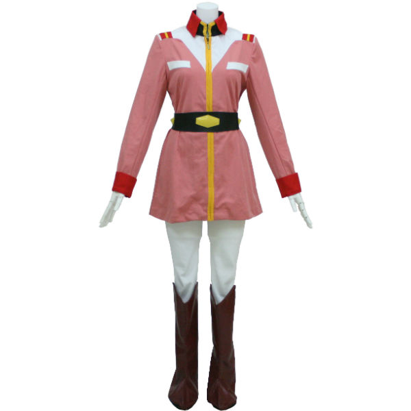 アニメコスチュームレンタル 地球連邦軍女子