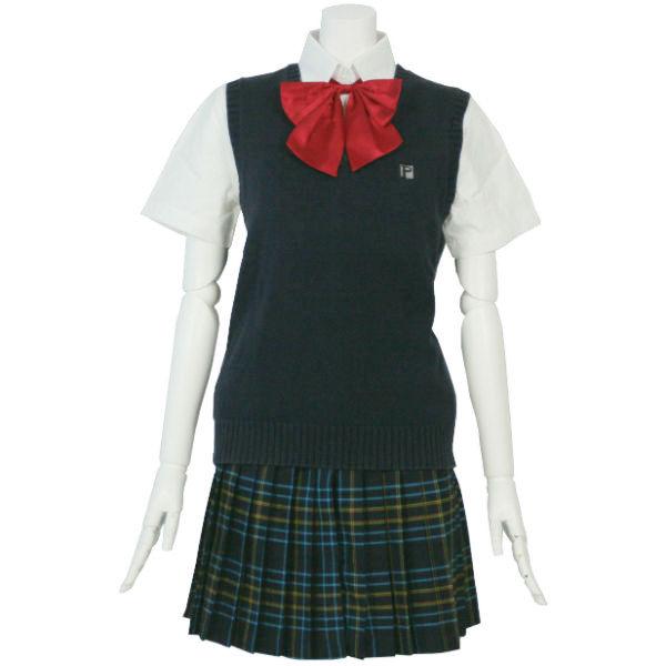 女子学生服 ベストスタイル