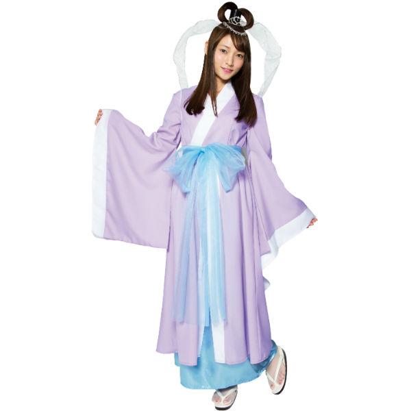 乙姫様衣装