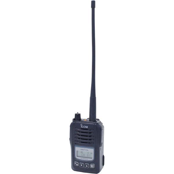 携帯型デジタル簡易無線機 IC-D60