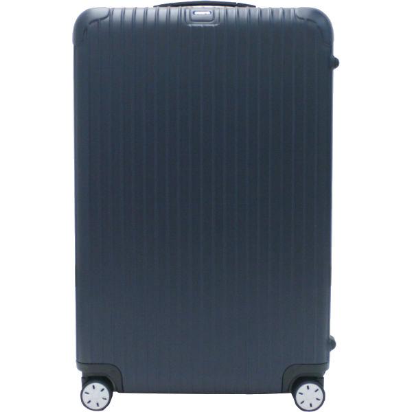 リモワ 軽量・4輪・TSAロック搭載 スーツケース サルサ マルチホイール 97L マットブルー【ポイント5倍】
