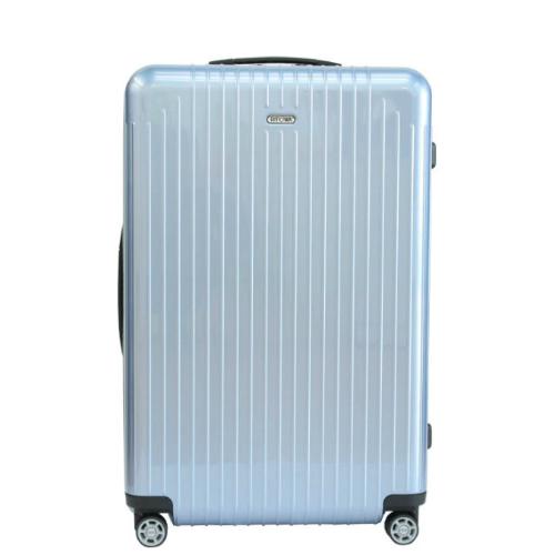 0f6dde1d81 リモワ 軽量・4輪・TSAロック搭載 スーツケース サルサエアー マルチホイール 80L アイスブルー